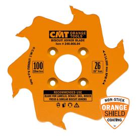 CMT Orange Tools 240.030.06M Sierra circular para ranurar 150x3x30 z 12 recto